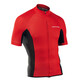 Northwave Force Jersey SS Men red